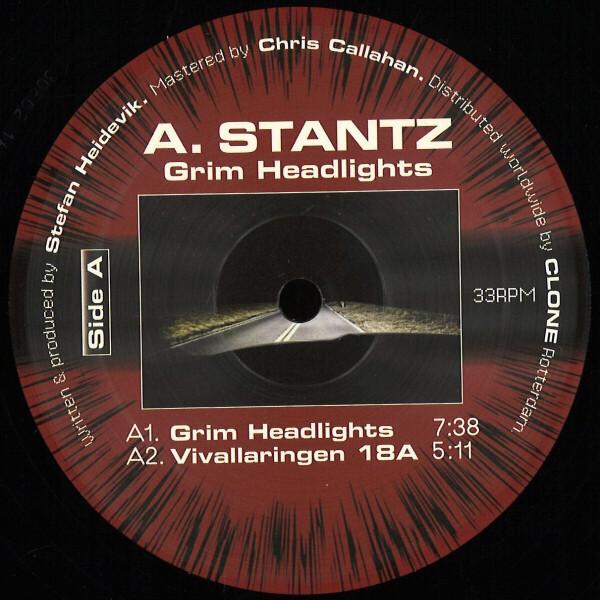 A. Stantz - Grim Headlights