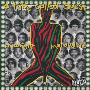 A Tribe Called Quest - Midnight Marauders (Black Vinyl Reissue)