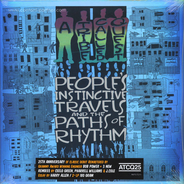 A Tribe Called Quest - People's Instinctive Travels...(25th Ann. Edition)