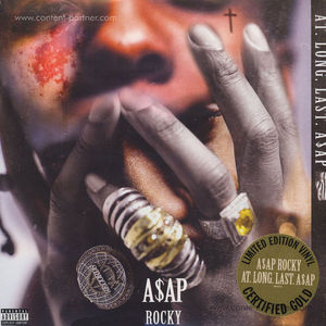 A$AP Rocky - At.Long.Last.A$AP (2LP)