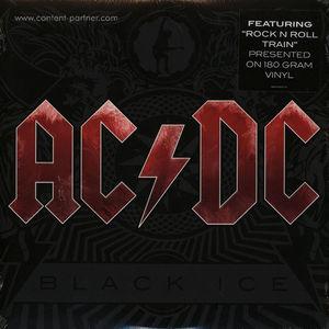 AC/DC - Black Ice (2LP)