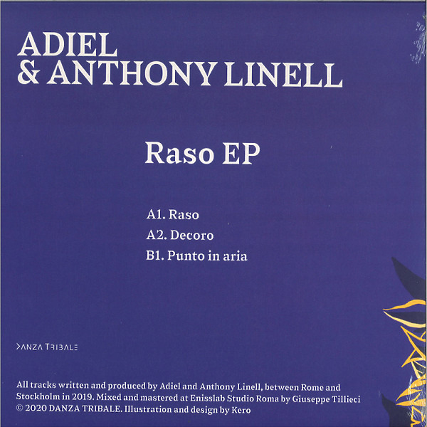 ADIEL & ANTHONY LINELL - RASO (Back)