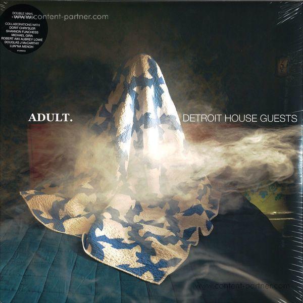 ADULT. - Detroit House Guests (2LP)