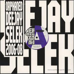 AFX - Orphaned Deejay Selek (2006-08) (LP+MP3)