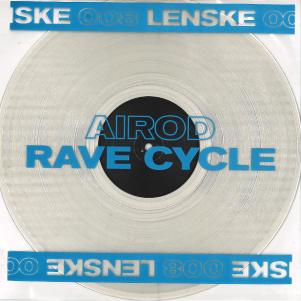 AIROD - RAVE CYCLE EP