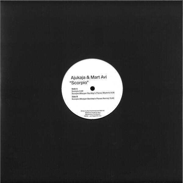 AJUKAJA & MART AVI - SCORPIO (+ Morgan Buckley Remixes) (Back)