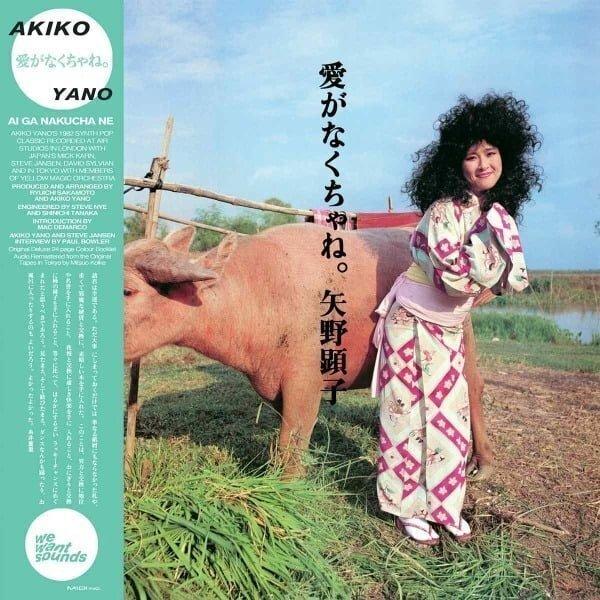 AKIKO YANO - AI GA NAKUCHA NE (1982)