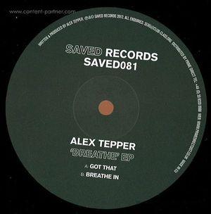 ALEX TEPPER - BREATHE EP