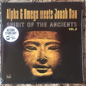 ALPHA & OMEGA VS JONAH DAN - SPIRIT OF THE ANCIENTS VOL 2