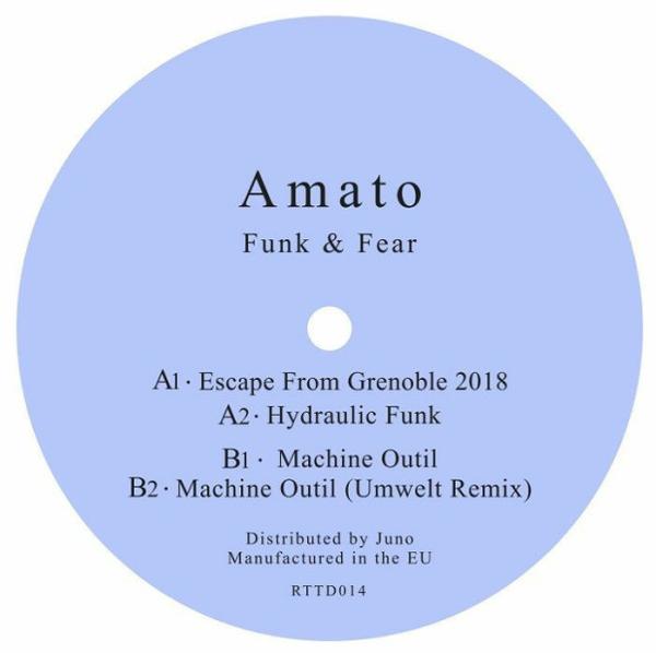 AMATO - Funk & Fear (Umwelt remix)