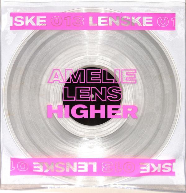 AMELIE LENS - HIGHER EP (INCL. FJAAK REMIX)