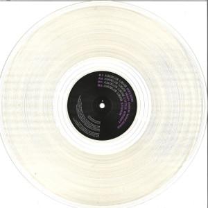 AMELIE LENS - LITTLE ROBOT EP (Back)