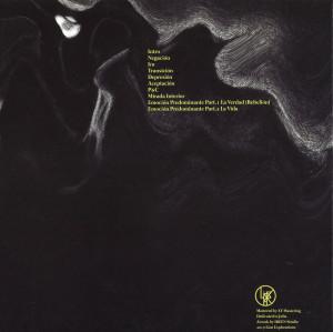 AMSH - The Duel (Back)