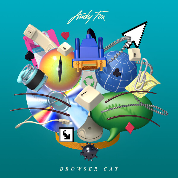 ANDY FOX - BROWSER CAT EP