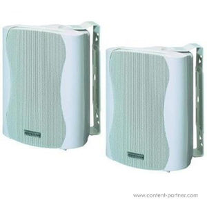 ANGEBOT - JB Systems lautsprecher k 80 weiss 1paar