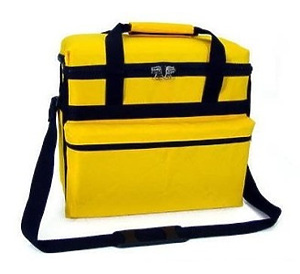 ANGEBOT - Maish Mereau CD Bag cd case/yellow