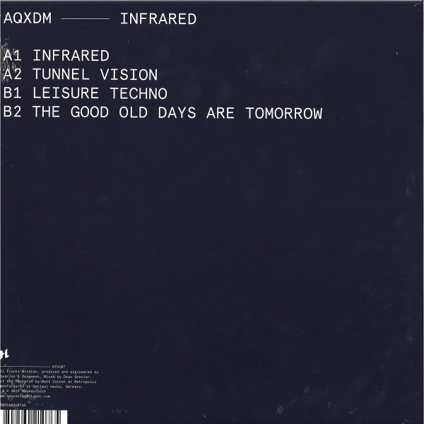 AQXDM - Infrared (Back)