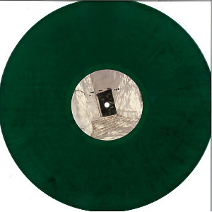 ASC - Chaos Theory [crystal clear + transparent green mi
