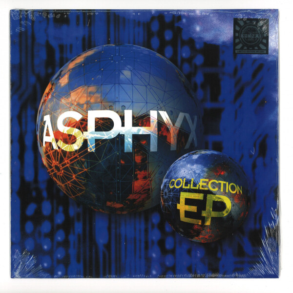 ASPHYX - COLLECTION EP