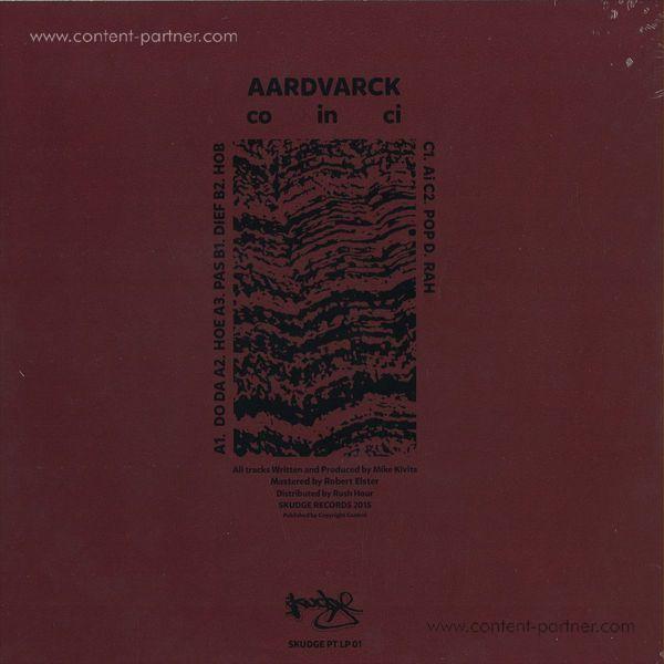 Aardvarck - Co In Ci (Back)