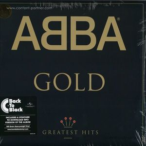 Abba - Gold (Ltd. 25th Anniv. Ed. Golden Vinyl 2LP)
