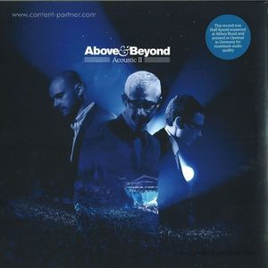 """Above & Beyond - Acoustic Ii 2 X 12"""""""