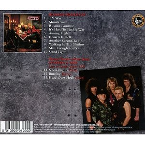 Accept - Russian Roulette (Expanded+Remast.Ed.) (Back)