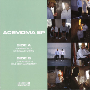 AceMoMa - AceMoMa EP (Back)