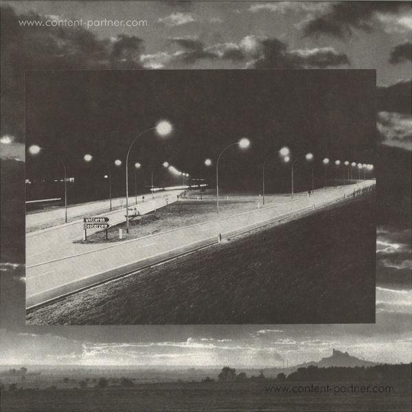 Achim Maerz / Benjamin Brunn - Metal And Machines (Back)