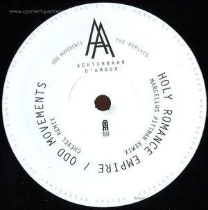 Achterbahn D'amour - Odd Movements Rmx