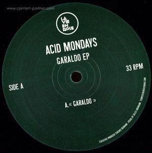 Acid Mondays - Garaldo Inc John Dimas Rmx