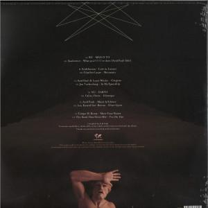 Acid Pauli - Get Lost V (White 2020 Repress) (Back)
