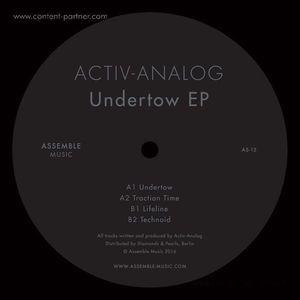 Acitv-Analog - Undertow EP