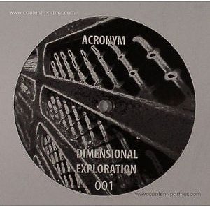 Acronym - Dimensional Exploration 001