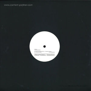 Acronym - Planetary Boundaries (Generic Black Cover / Vinyl)