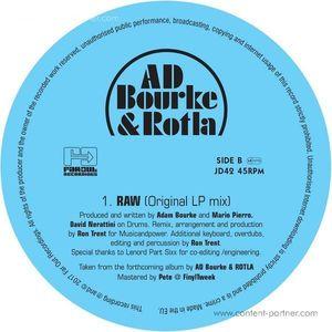 Ad Bourke & Rotla - Raw (Ron Trent Remix)