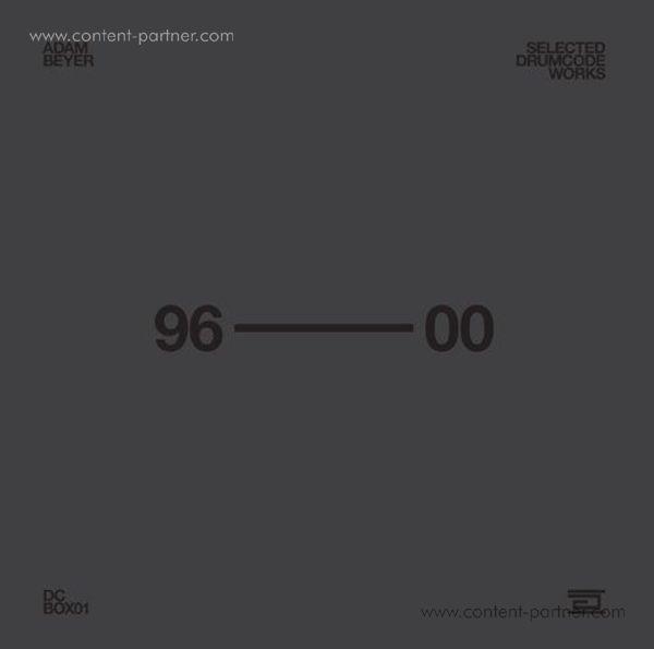 "Adam Beyer - Selected Drumcode Works 96 - 00 5x12"" Box Set"
