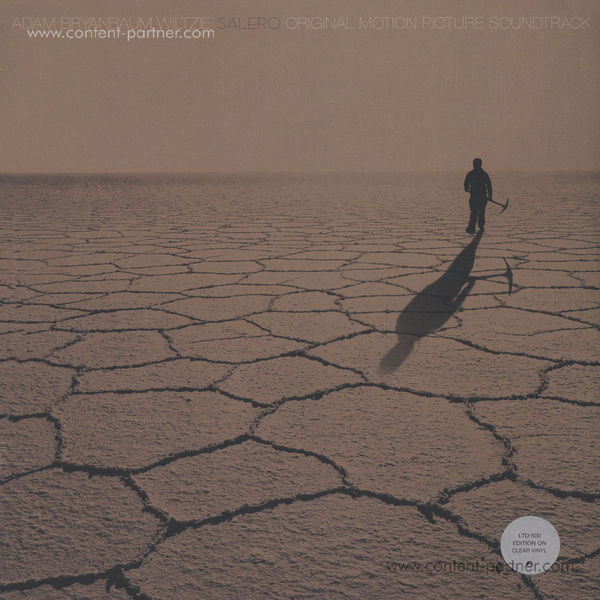 Adam Bryanbaum Wiltzie - Salero (O.S.T.) (Ltd. clear vinyl + DL)