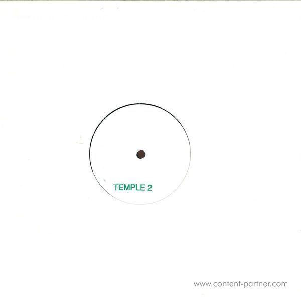 Adam Feingold / Rr Wong / Paul Trafford - Temple 2 (Back)