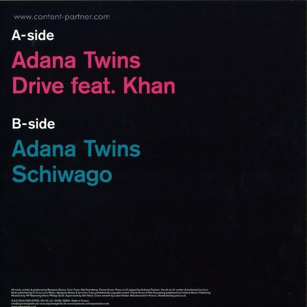 Adana Twins - Drive (back in) (Back)