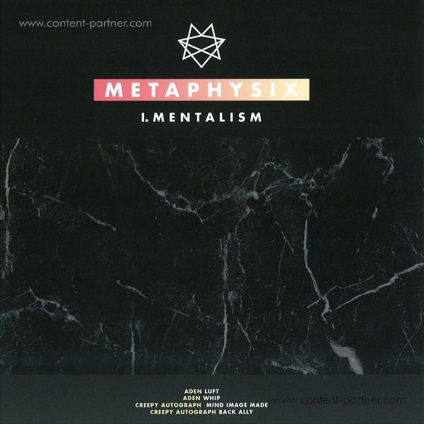 Aden / Creepy Autograph - Metaphysix, I: Mentalism (Back)