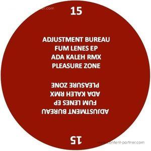Adjustment Bureau - Fum Lenes Ep (Incl Ada Kaleh Rmx)