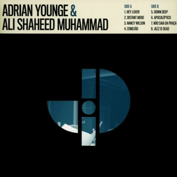Adrian Younge & Ali Shaheed Muhammad - Jazz is Dead (LP) (Back)