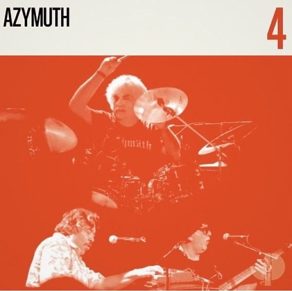 Adrian Younge, Ali Shaheed Muhammad & Azymuth - Jazz Is Dead 05 - Azymuth (2LP)
