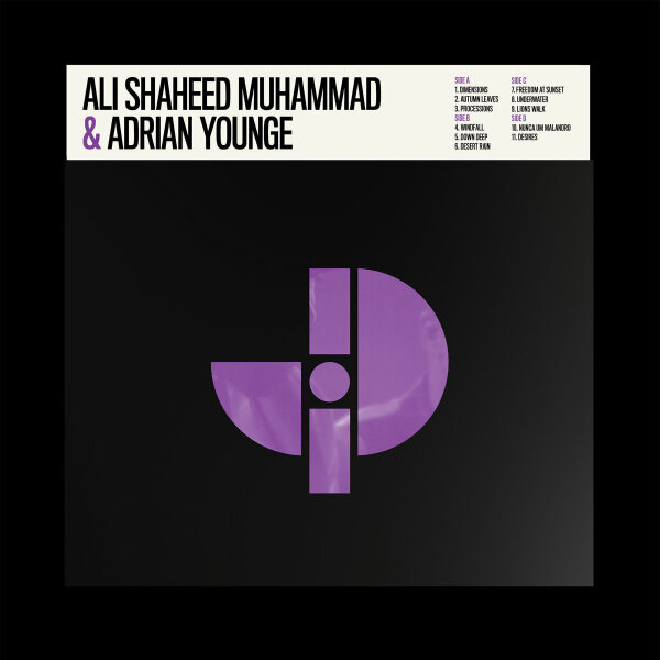 Adrian Younge, Ali Shaheed Muhammad & Doug Carn - Jazz is Dead 05 - Doug Carn (2LP) (Back)