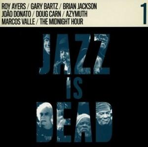 Adrian Younge, Ali Shaheed Muhammad - Jazz is Dead (LP)