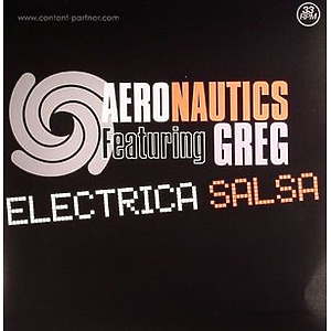 Aeronautics - Electric Salsa (re-issue)