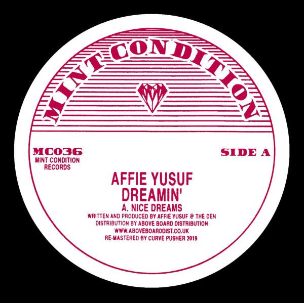 Affie Yusuf - Dreamin'