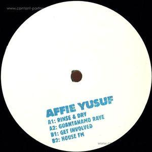 Affie Yusuf - Rinse & Dry