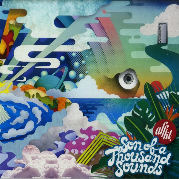 Affkt - Son Of A Thousand Sounds (CD)